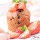 vegane Muffins mit Beeren – sommerlich, fruchtig, lecker