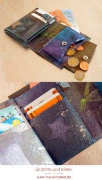 Galaxy Style mit Textilsprühfarben