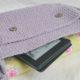 Häkelanleitung für eine süße Handtasche mit verstärktem Innenfutter
