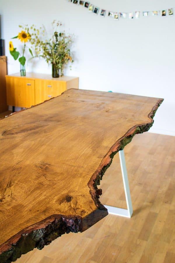 DIY-Designertisch bauen