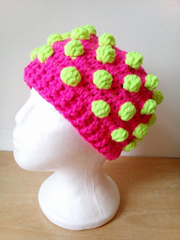 Mütze Dots