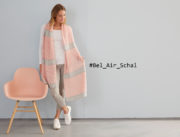 Der Bel Air Schal - ein Knit a Long im September!