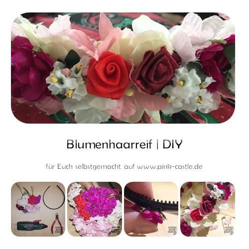 Blumenhaarreif – Fesch fürs Volksfest