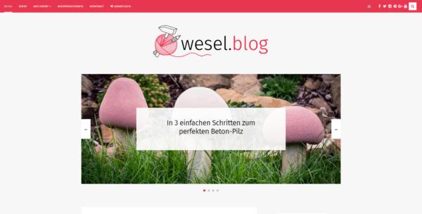 WeSeL bLoG   DIY & Kreativ-Blog