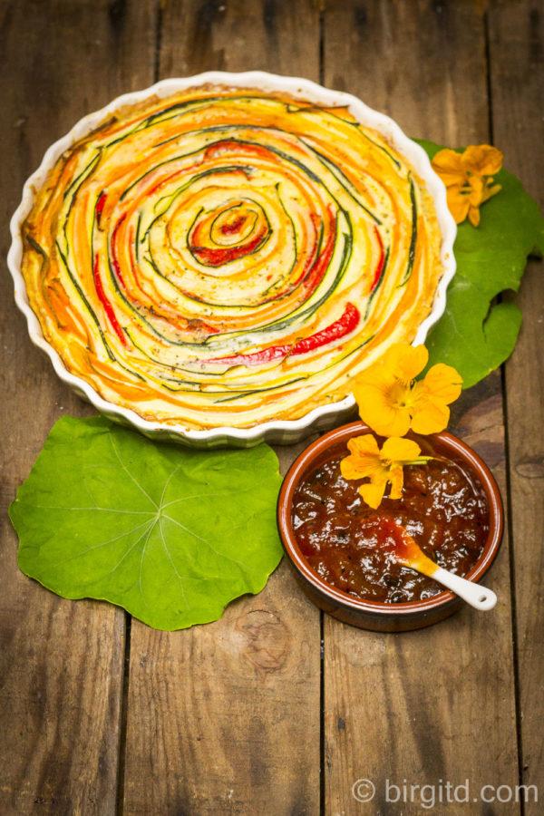 Herzhafte Gemüse-Quiche [Birgit D]