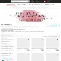 Sils-NaehDing - 71 einzigartige Produkte ab € 0.4 bei DaWanda