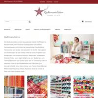 Stoffe und Quilts Shop – Quiltmanufaktur - Quiltmanufaktur