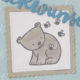 Glückwunschkarte Babyboy