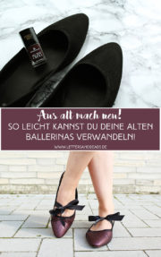 Upcycling für Ballerinas