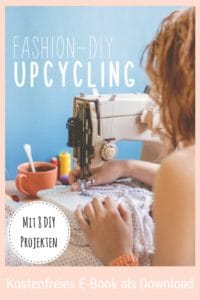Fashion Upcycling E-Book