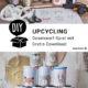Upcycling-DIY-Idee: Dosenwerf-Spiel mit süßen Tiergesichtern