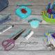 Täschchen mit RV aus alter Jeans nähen, Recyclingprojekt