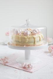 """""""Schokoladen-Baiser-Torte gefüllt mit Aprikosen, Mascarpone  Feigen!"""" [Träumchen]"""