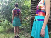 einen Kleiderschnitt abwandeln