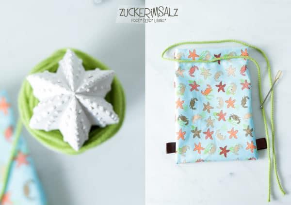 Der 20 Minuten Mini Rucksack To Go Handmade Kultur