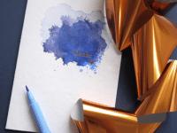 Buchbinde Workshop »Karten und Kartonage | Cards and cardboard packaging«