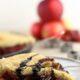 Apfel-Weintrauben-Pie mit dem gewissen Extra