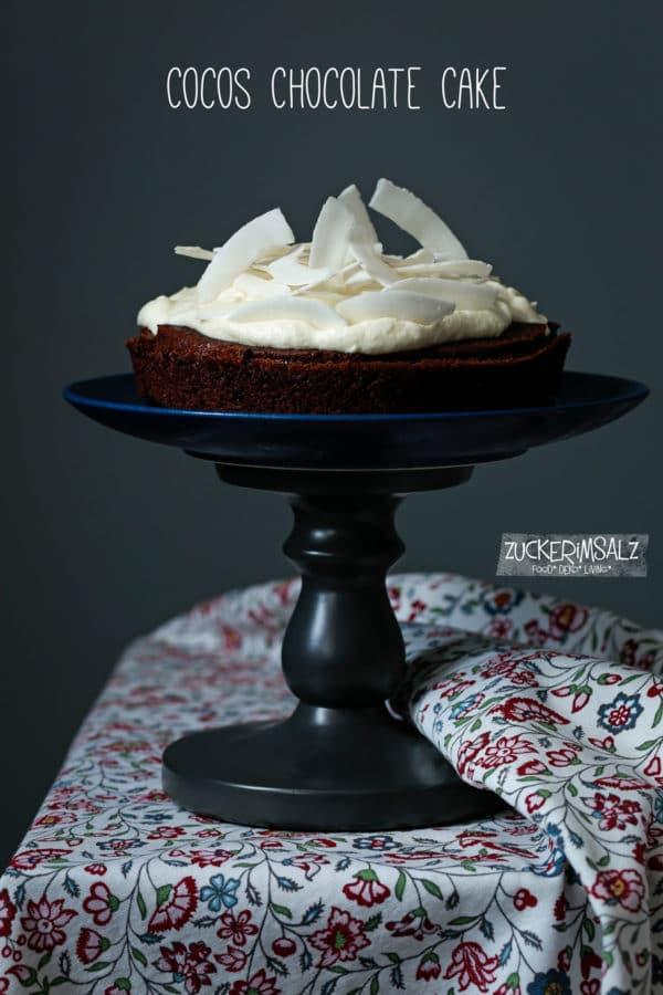 Cocos Chocolate Mini Cake