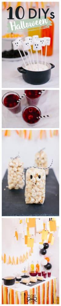 10 geniale Halloween DIY's