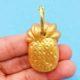 Ananas Schmuck aus Modelliermasse selber machen
