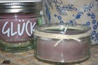 Kerzenreste in neuer Form [upcycling]
