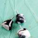 Silikonformen mit Knetsilikon herstellen - für Möbelknöpfe aus Gussmassen