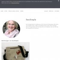 SewSimple bei Makerist - Profil und Werke