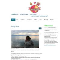juleskunterbuntewelt - Handgemachte mode und handmade taschen, genähte Unikate und einen persönlichen Blog über genähtes, gebackenens und erlebtes.