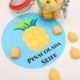 Ananas Seife selber machen