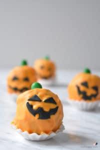 Mini Pumpkin Cakes backen | Halloween Special #1 + Video