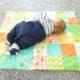 Patchwork-Babydecke SCHMUSI