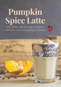 Pumpkin Spice Latte: Kaffee & Kürbis