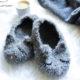 Kätzchen Slipper