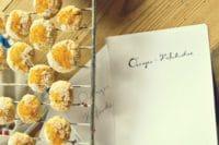 Orangen Plätzchen - feine, leichte Weihnachtsbäckerei