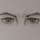 Ausdrucksstarke Augen zeichnen