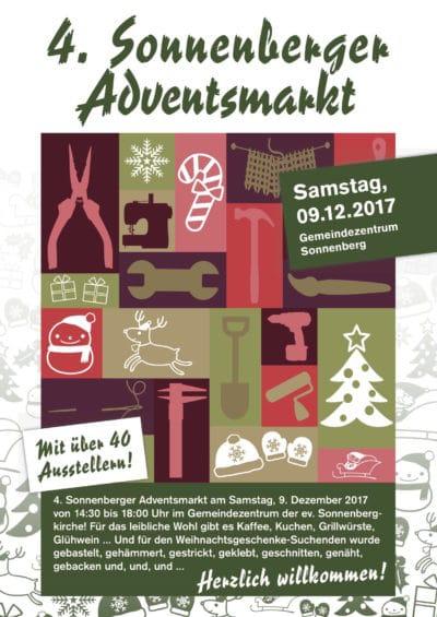 4. Sonnenberger Adventsmarkt