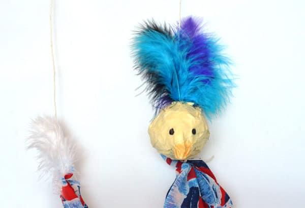 Basteln mit Kindern: Marionetten