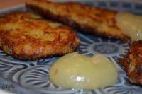 Reibeplätzchen oder doch Kartoffelpuffer? Rezept mit selbstgemachten Apfelmus