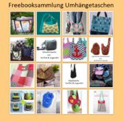 Freebooksammlung die schönsten Umhängetaschen