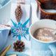Hot Chocolate Coffee Sticks & Milchbox DIY … Freebie