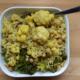 Rezept: Curry mit Kichererbsen für 11 Punkte