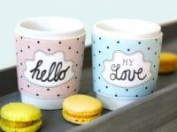 Hello my Love – Tassen im Glück