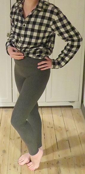 Yoga Outfit nähen