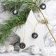 Weihnachtliche Anhänger mit Kronkorken