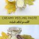 Cremiges Peeling selber machen