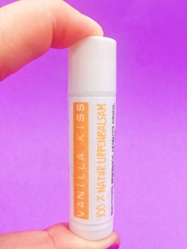 Lippenstifte selber machen – mit Vanille Duft und Bienenwachs