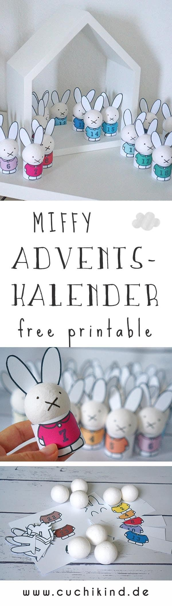 Miffy Adventskalender