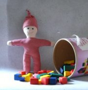 Schlamperle Puppe nähen