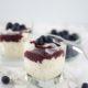 Kokosmilchreis mit Joghurt und Heidelbeeren