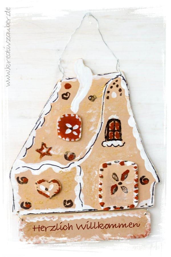 Weihnachtsdeko Basteln Handmade Kultur